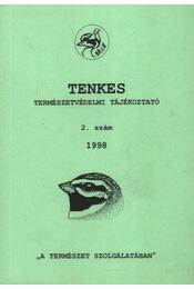 Tenkes 1998. 2. szám - Bank László - Régikönyvek