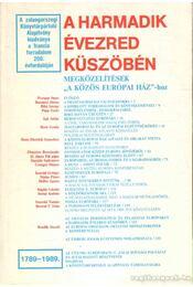 A harmadik évezred küszöbén - Baranyai György (szerk.) - Régikönyvek