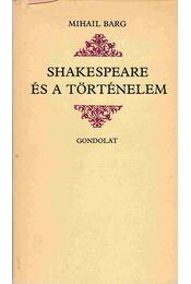 Shakespeare és a történelem - Régikönyvek