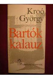 Bartók-kalauz - Régikönyvek