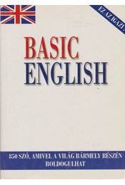 Basic English - Régikönyvek