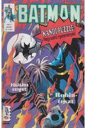 Batman 1992/1. 23. szám - Régikönyvek