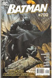 Batman 700. - Morrison, Grant, Finch, David, Kubert, Andy, Daniel, Tony, Quitely, Frank - Régikönyvek