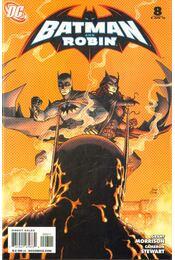 Batman and Robin 8. - Régikönyvek