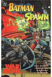 Batman-Spawn: War Devil - Régikönyvek