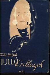 Hulló csillagok - Baum, Vicki - Régikönyvek