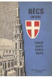 Bécs (térkép) - Régikönyvek