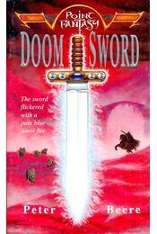 Doom Sword - BEERE, PETER - Régikönyvek