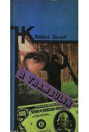 A trambulin - Békési József - Régikönyvek