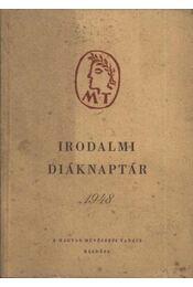 Irodalmi diáknaptár 1948-ra - Benedek Marcell - Régikönyvek