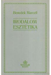 Irodalomesztétika - Benedek Marcell - Régikönyvek