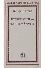 József Attila-tanulmányok - Beney Zsuzsa - Régikönyvek