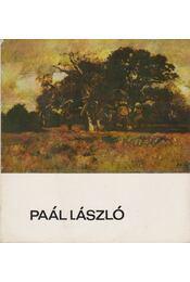 Paál László - Bényi László - Régikönyvek