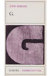G. - Berger, John - Régikönyvek