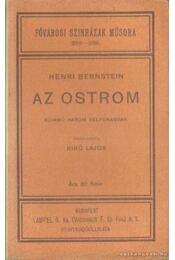 Az ostrom - Bernstein, Henri - Régikönyvek