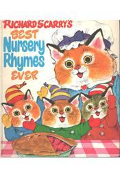 Richard Scarry's Best Nursery Rhymes Ever - Richard Scarry - Régikönyvek