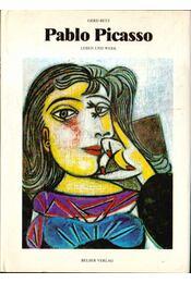 Pablo Picasso - Betz, Gerd - Régikönyvek