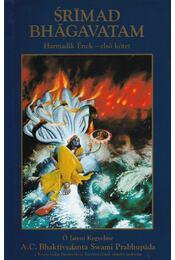 Srímad Bhágavatam - Harmadik Ének I. kötet - Régikönyvek