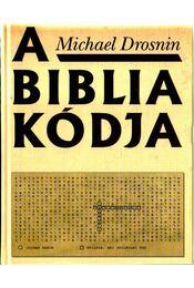 A Biblia kódja - Régikönyvek
