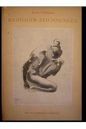 Bildhauer-Zeichnungen - Régikönyvek