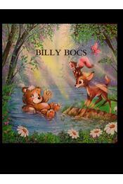 Billy bocs - Régikönyvek