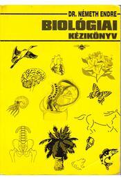 Biológiai kézikönyv - Régikönyvek