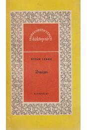 Theodore Dreiser - Bizám Lenke - Régikönyvek