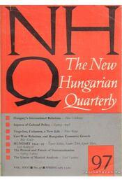 The New Hungarian Quarterly 97 - Spring 1985 - Boldizsár Iván - Régikönyvek