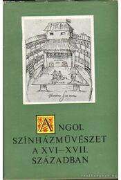 Angol színházművészet a XVI-XVII. században - Régikönyvek