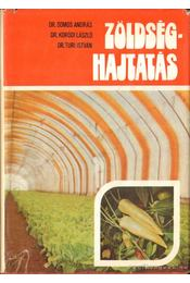 Zöldséghajtatás - Régikönyvek