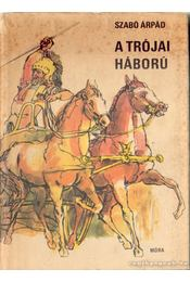 A trójai háború - Régikönyvek