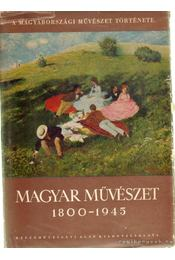 Magyar művészet 1800-1945 - Régikönyvek
