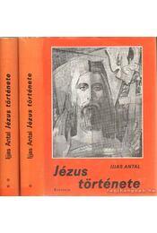 Jézus története I-II. kötet - Régikönyvek