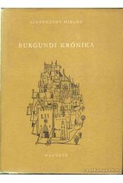 Burgundi krónika - Régikönyvek