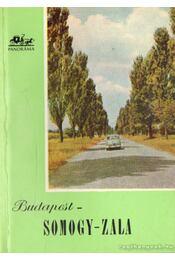 Budapest-Somogy-Zala - Régikönyvek