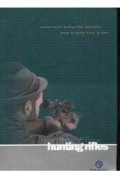 Hunting rifles - Régikönyvek