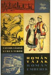 Román tájak, román emberek - Régikönyvek