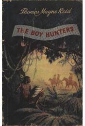 The boy hunters - Régikönyvek