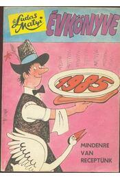 Ludas Matyi évkönyve 1985. - Régikönyvek