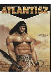 Atlantis 1990. I. évf. 10. szám - Régikönyvek