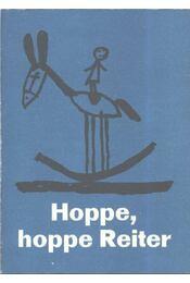 Hoppe, hoppe Reiter - Régikönyvek