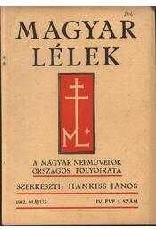 Magyar Lélek 1942.május - Régikönyvek