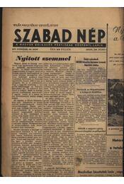Szabad Nép 1956. július - Régikönyvek