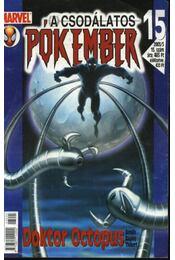 Doktor Octopus (Pókember 15.) - Régikönyvek
