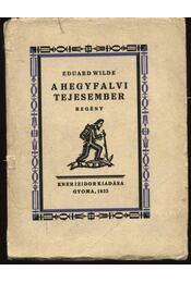 A hegyfalvi tejesember - Régikönyvek