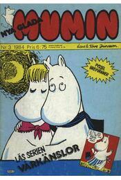 Mumin 1984/3. - Régikönyvek