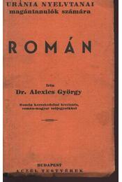 Román - Régikönyvek