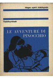 Le Avventure di Pinocchio - Régikönyvek