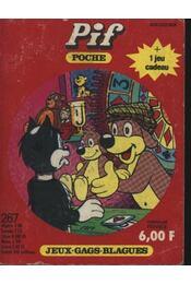 Pif Poche 267 - Régikönyvek