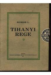Tihanyi rege - Régikönyvek